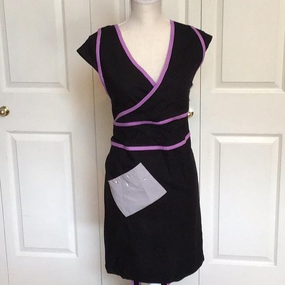 Lolita Little Black Dress Apron